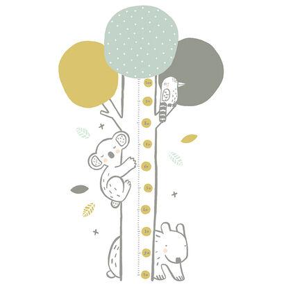 Mimis-circus-dekbedovertrek-perzik-detail